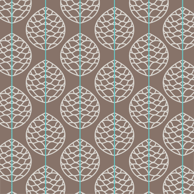 Acorn fabric by Materilises