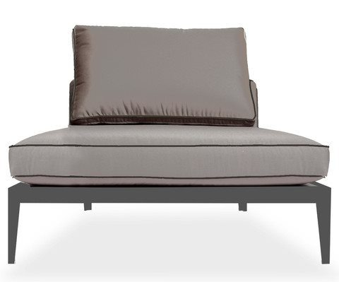 Balmoral armless chair