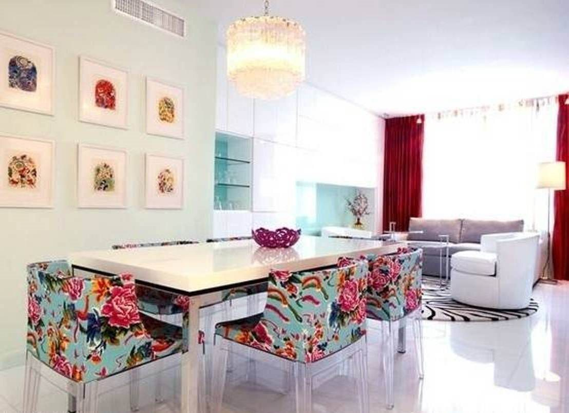 chandelier-idea-for-modern-pop-art-dining-room-design
