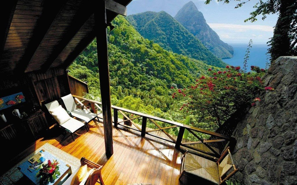 great-vintage-ladera-resort-st-lucia-in-perfect-tropical-island-with-refreshing-beautiful-green-scenery