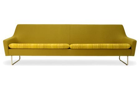 Oliver sofa by Norman & Quaine
