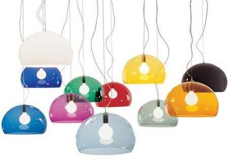Kartell pendant lights