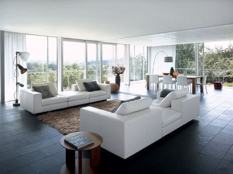Living Landscape lounge by Walter Knoll