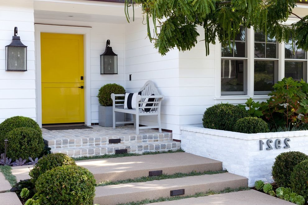 whitewash-brick-exterior-traditional-for-traditional-entry-and-planting-beds
